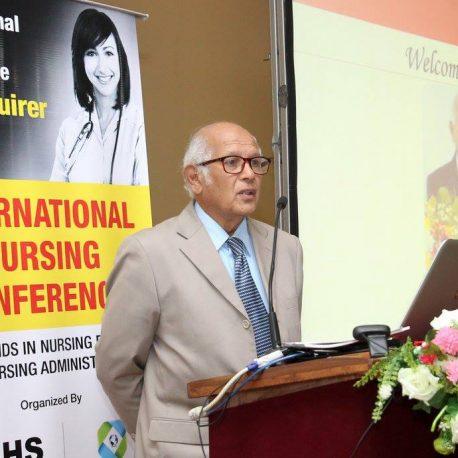 Dr Nihal De Silva
